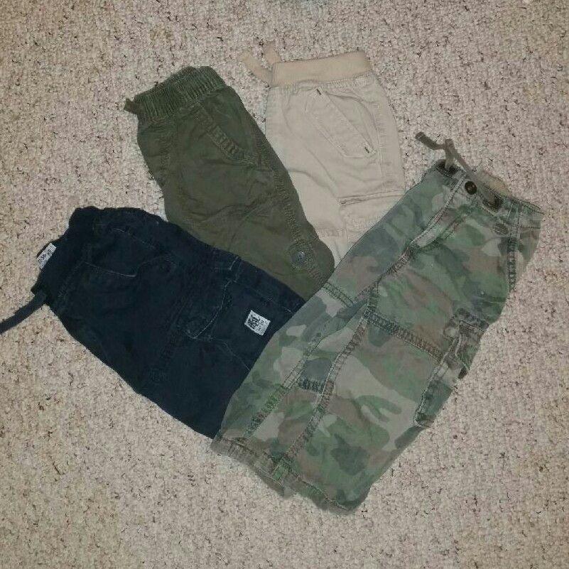 Little boys pants bundle