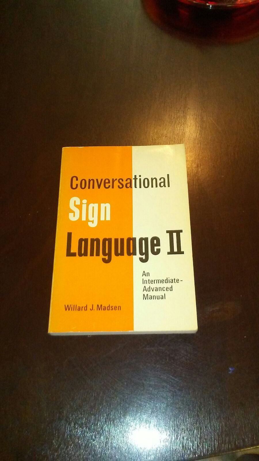 Vintage conversational sign language II