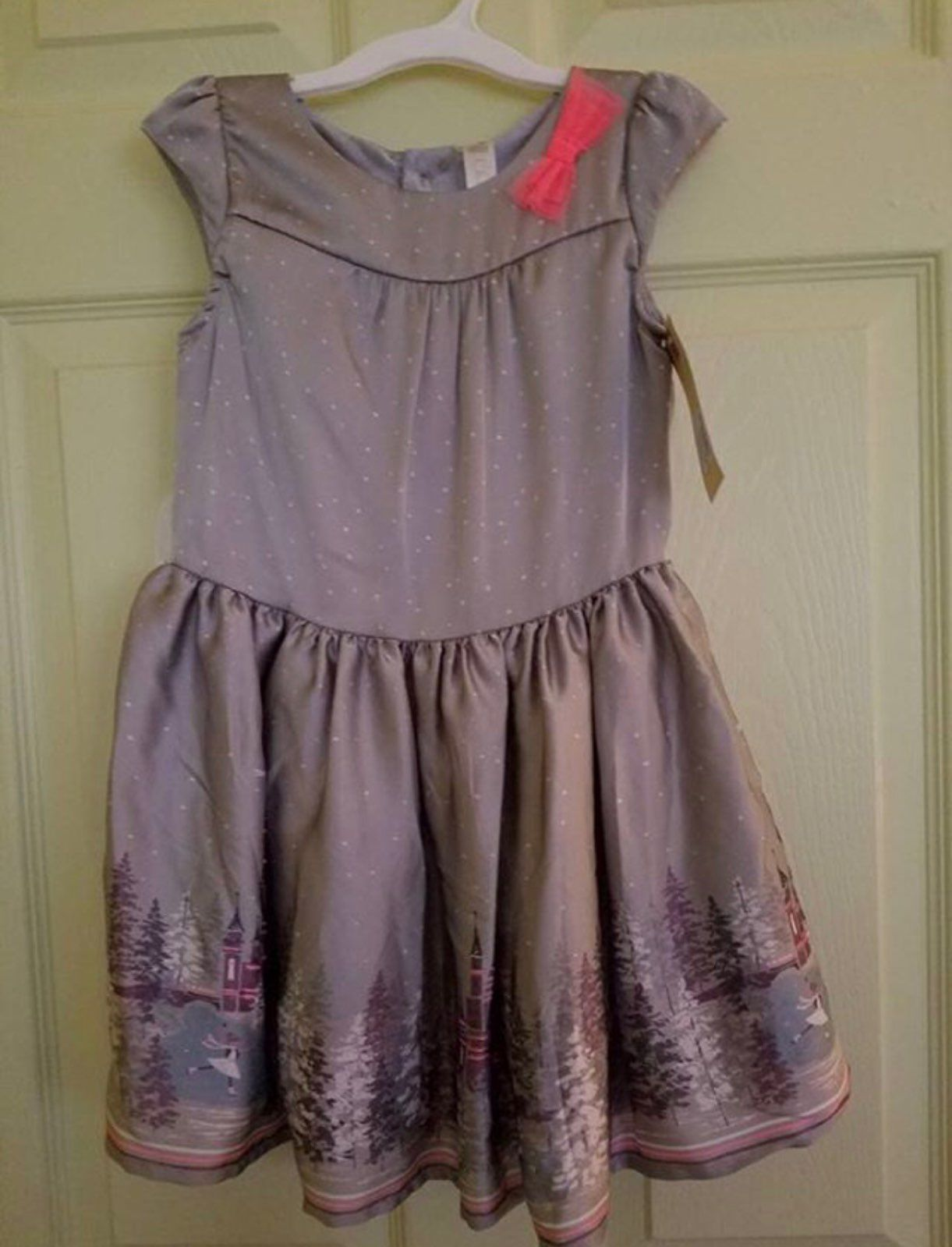 5T Purple Holiday Dress And Sweater - Mercari: BUY & SELL THINGS ...