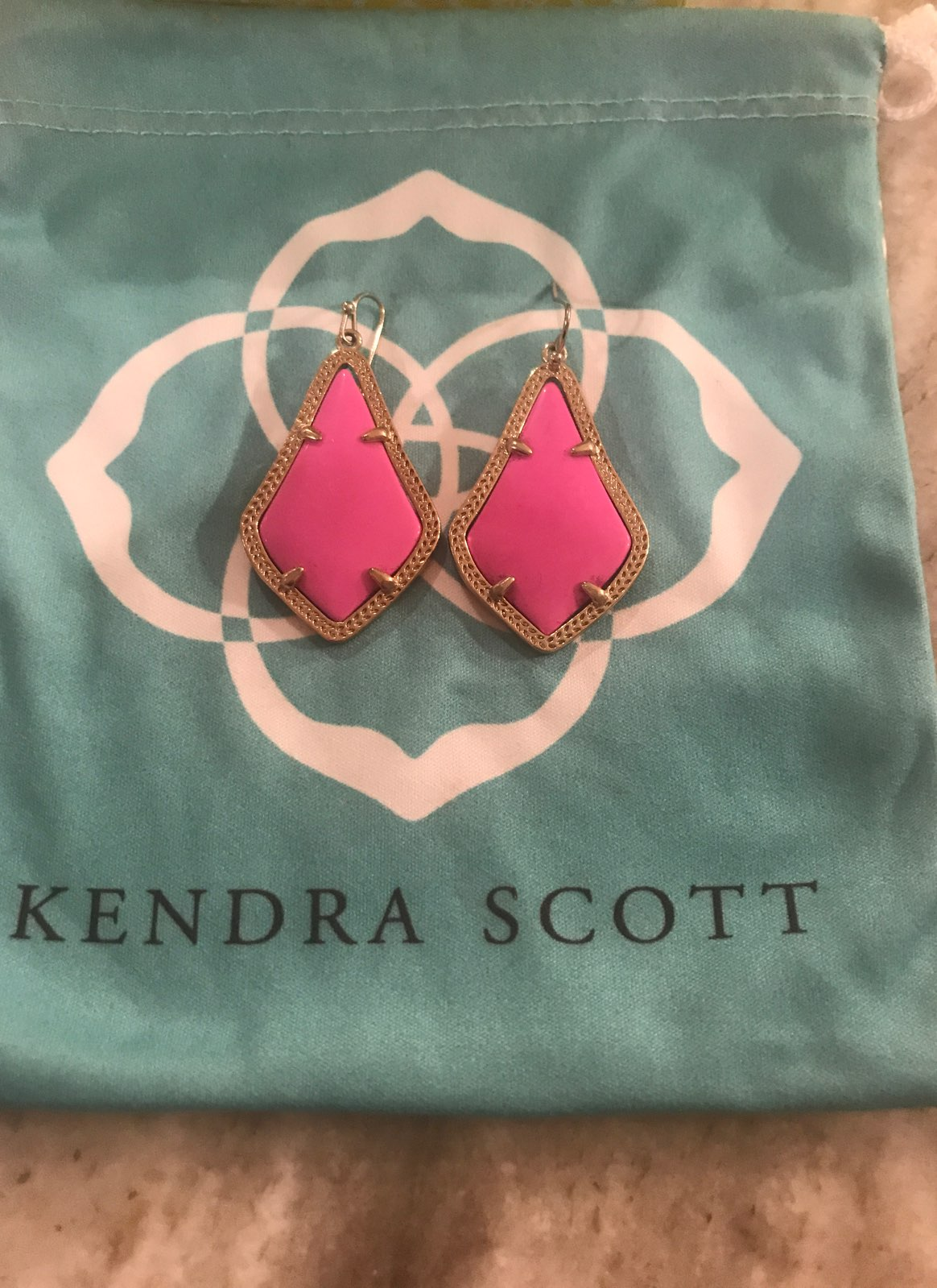 Kendra scott chandelier earrings mercari the selling app kendra scott chandelier earrings arubaitofo Images
