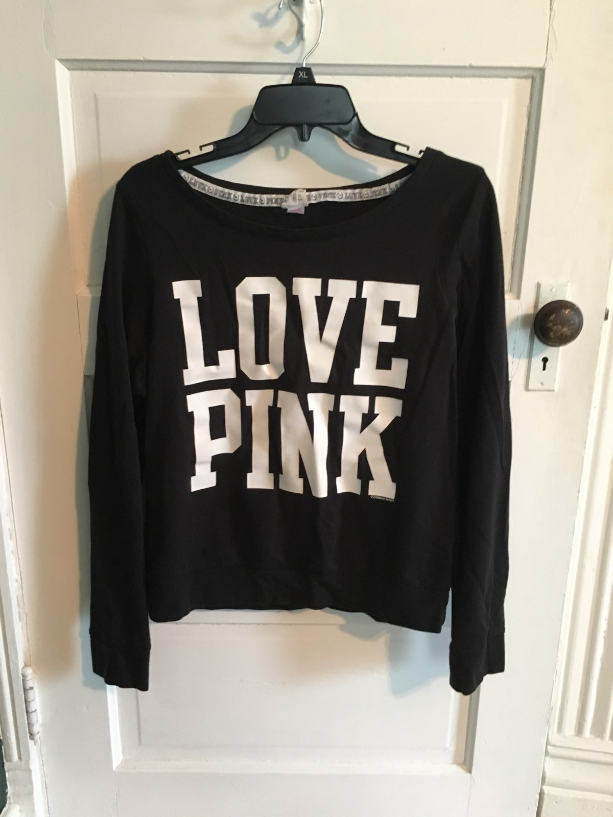 LOVE PINK Sweater - Mercari: BUY & SELL THINGS YOU LOVE