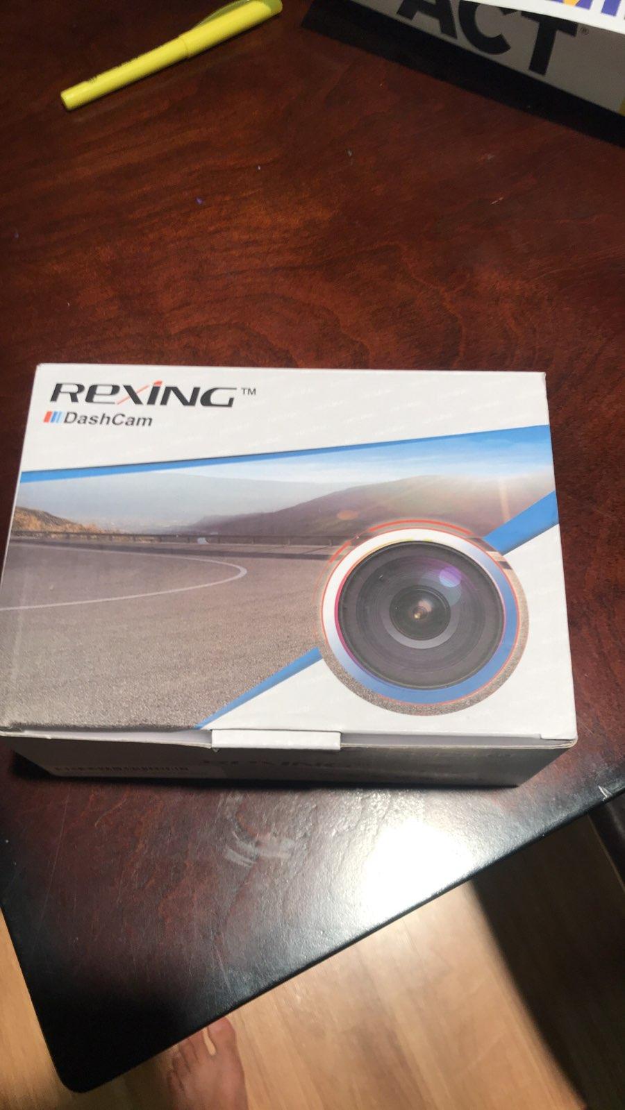 Rexing s300 Dash Cam