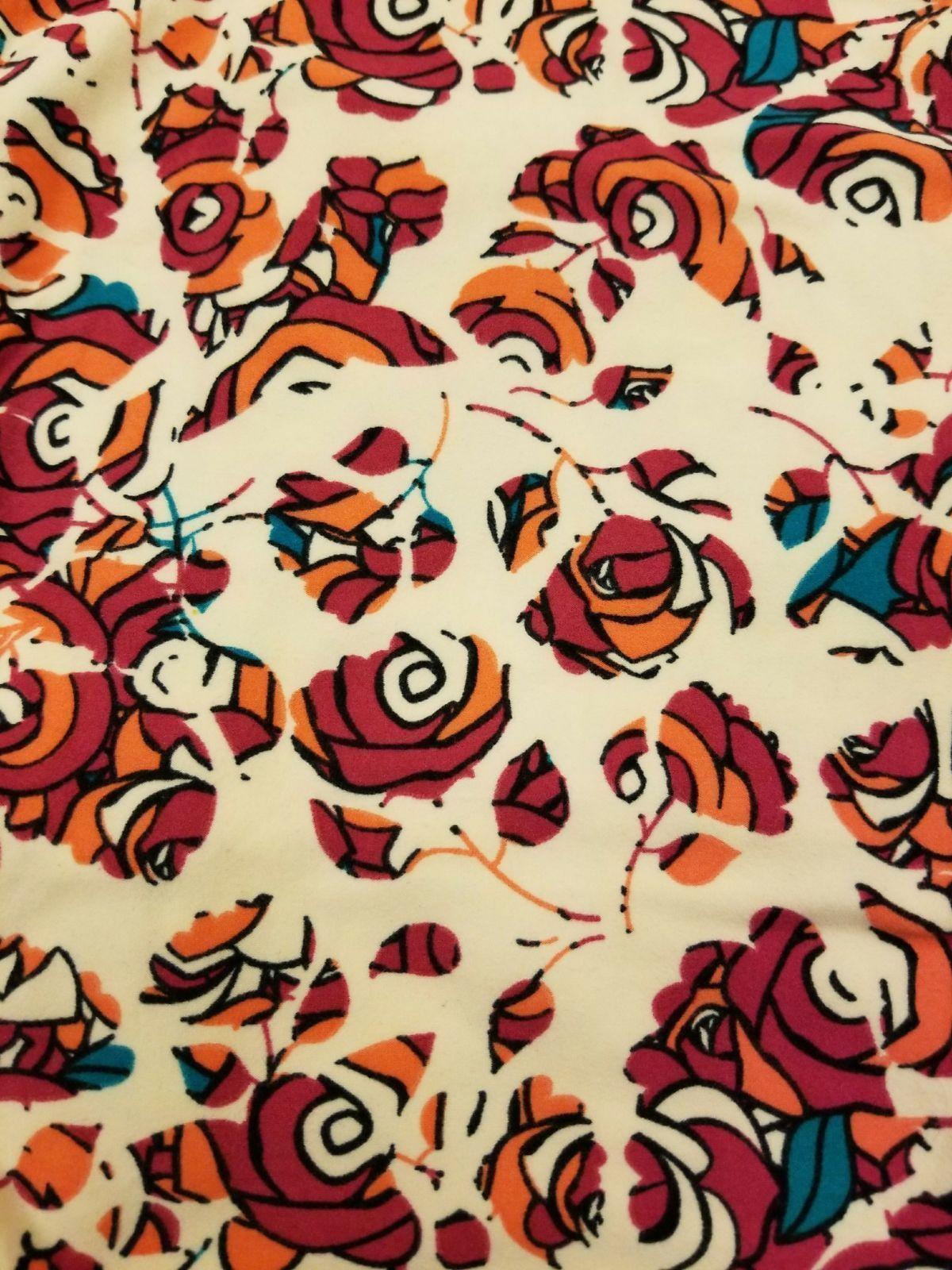 1d3b161ff989f LuLaRoe Beauty & the Beast TC leggings - Mercari: The Selling App