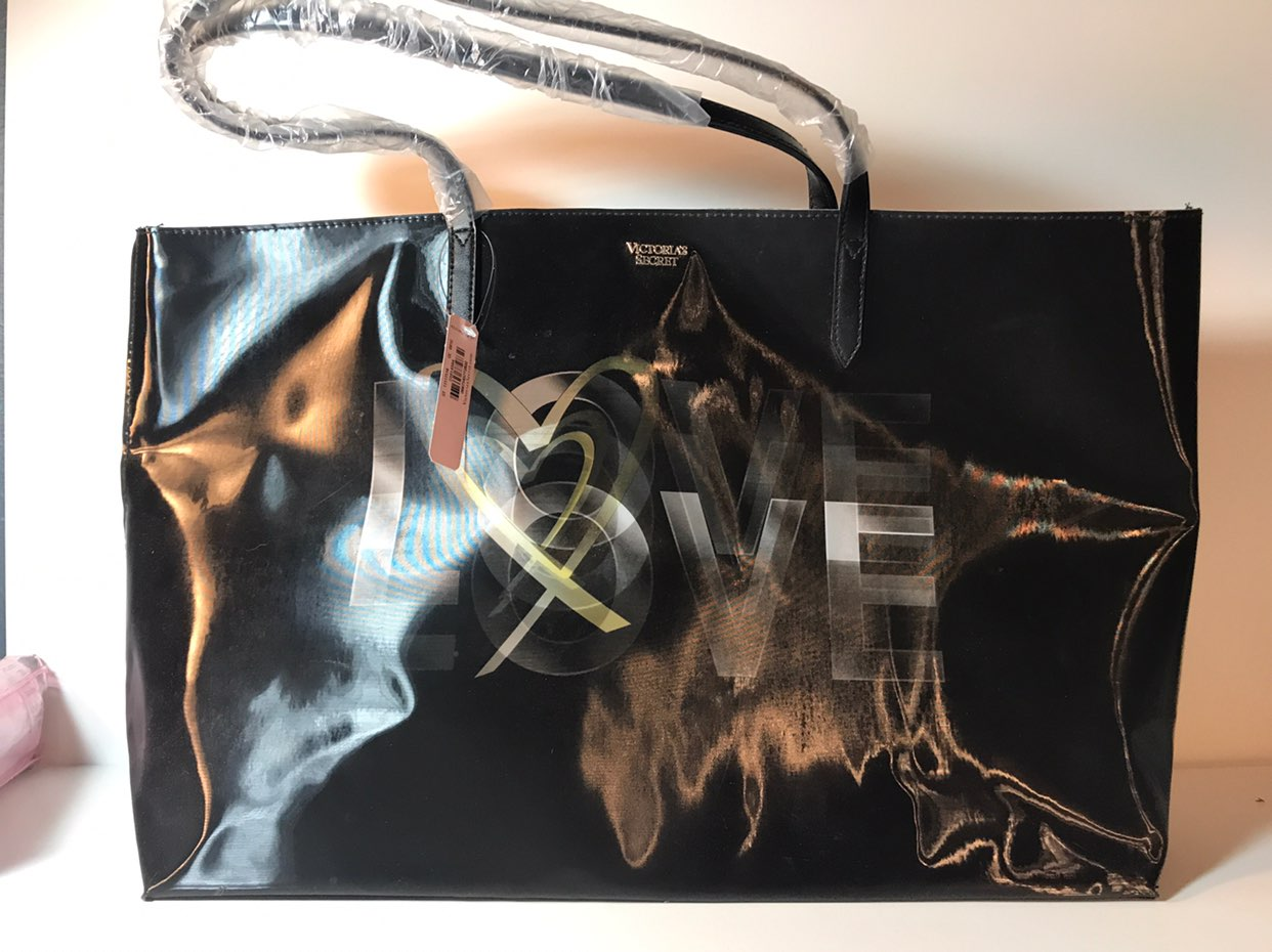 New Victoria's Secret Tote Bag Cosmetic