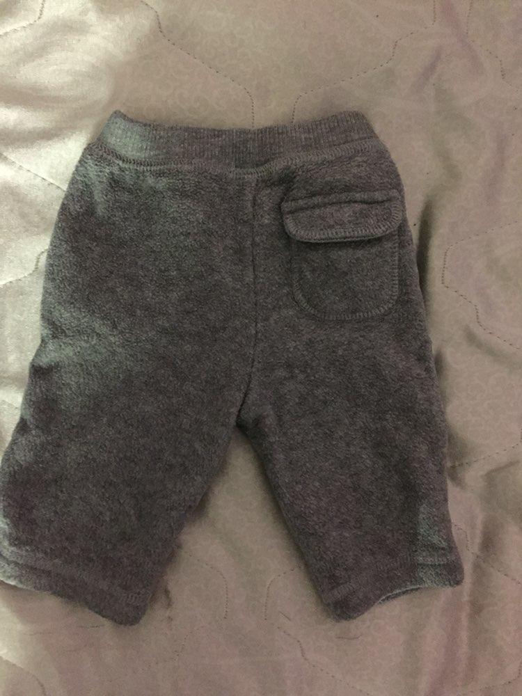 Baby Boy Grey Sweat Pants