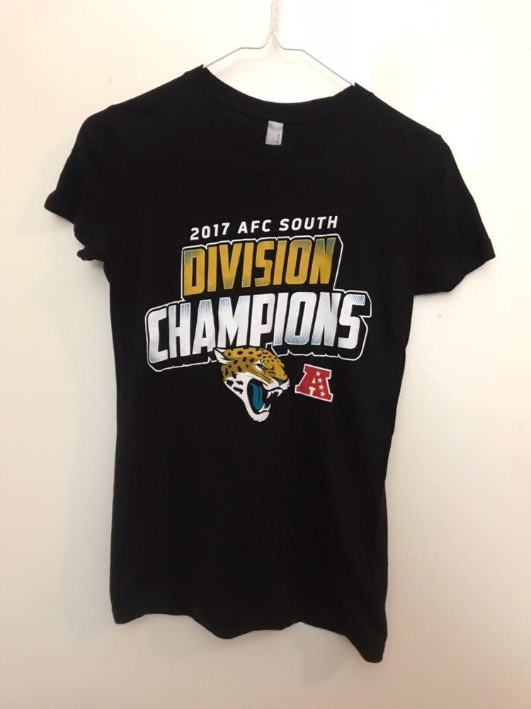 Jaguars AFC Division Champs Shirt