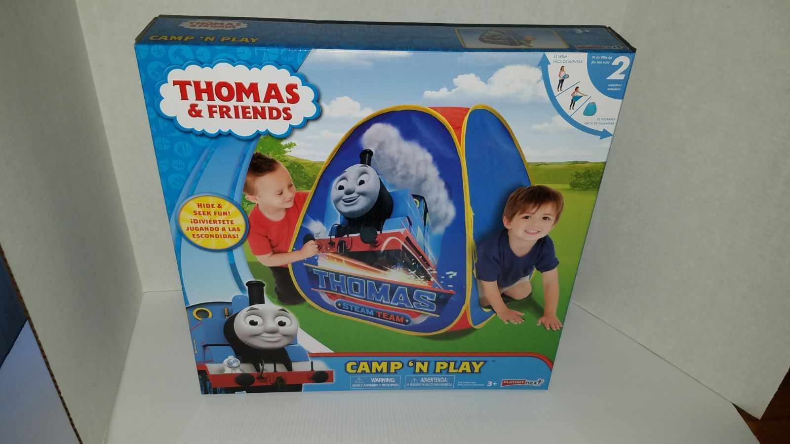 Thomas u0026 Friends Pop Up Tent  sc 1 st  Mercari & Thomas u0026 Friends Pop Up Tent - Mercari: The Selling App