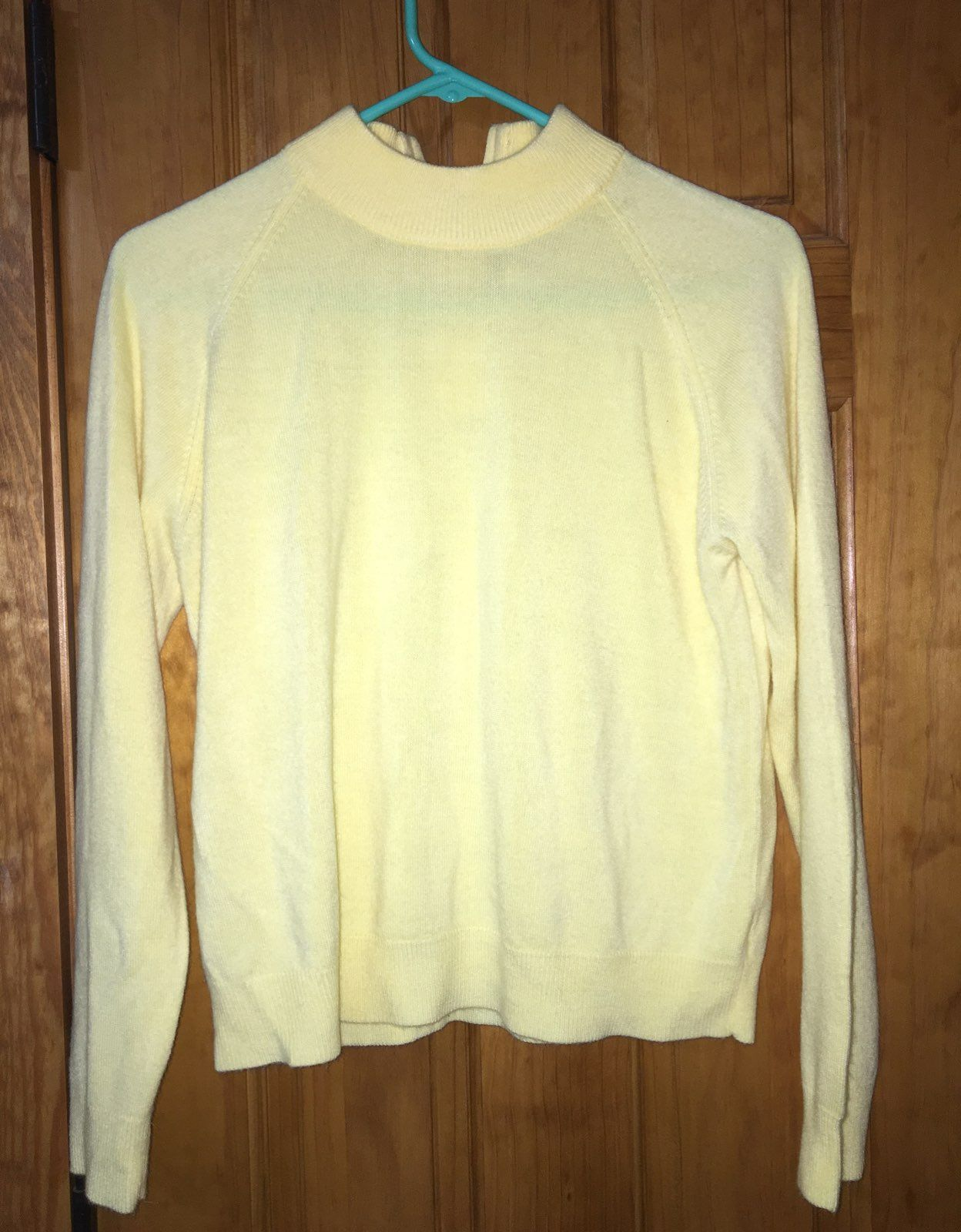 Cozy Yellow Sweater - Mercari: BUY & SELL THINGS YOU LOVE