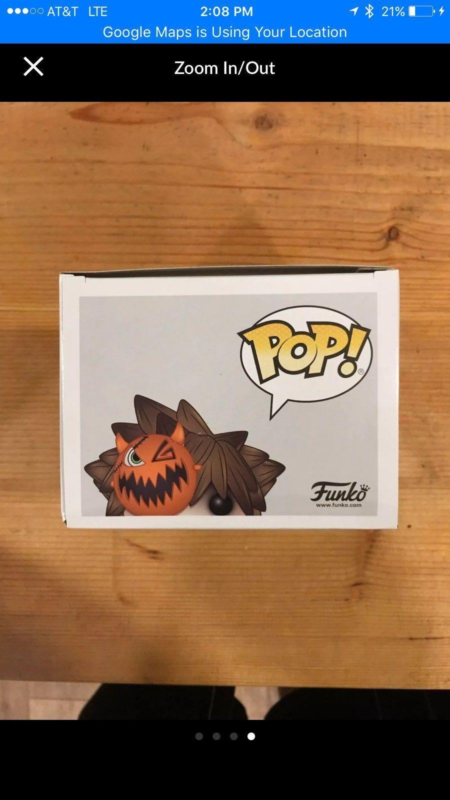 Funko Pop Halloween Town Sora