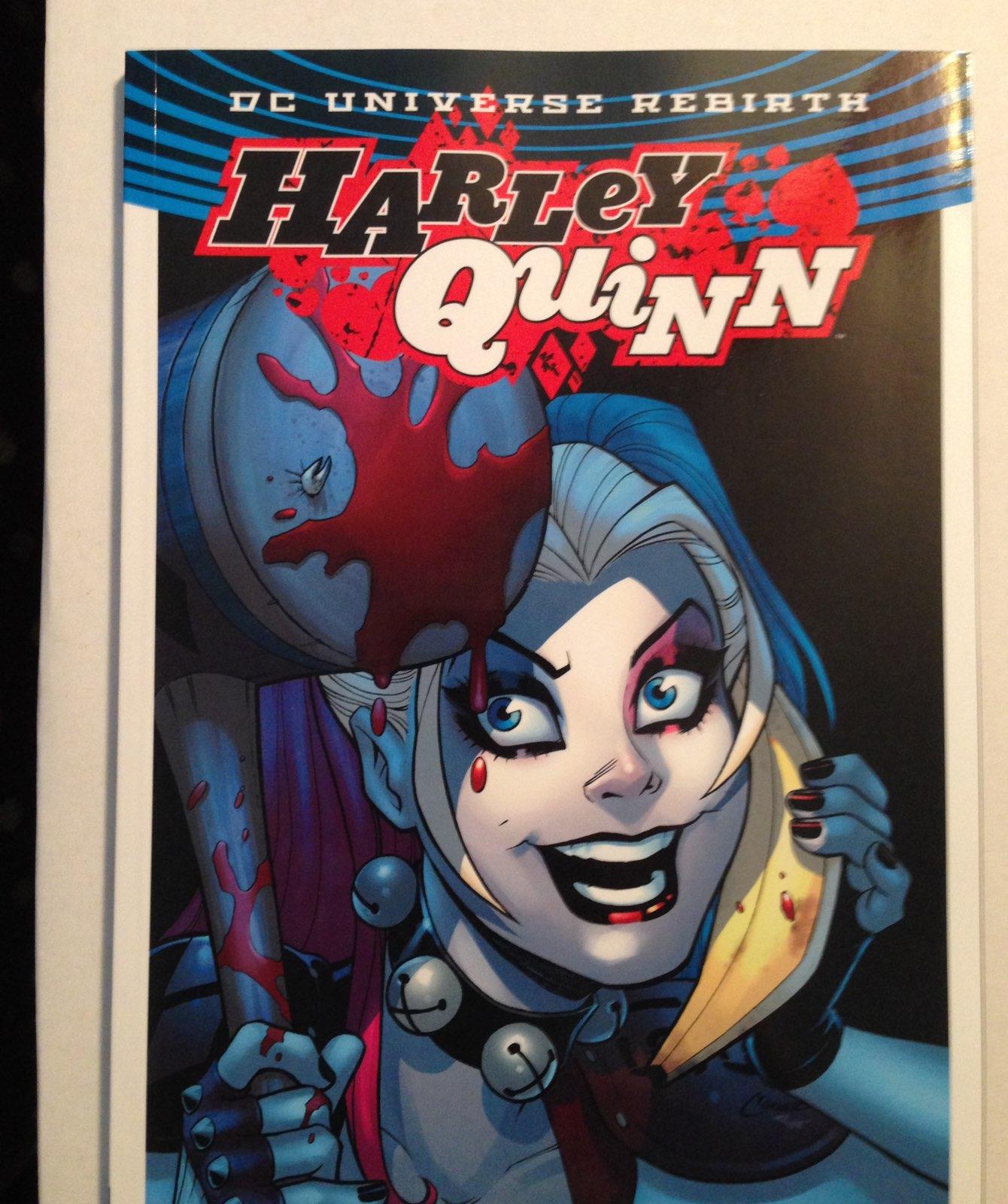 DC Rebirth Harley Quinn Vol. 1