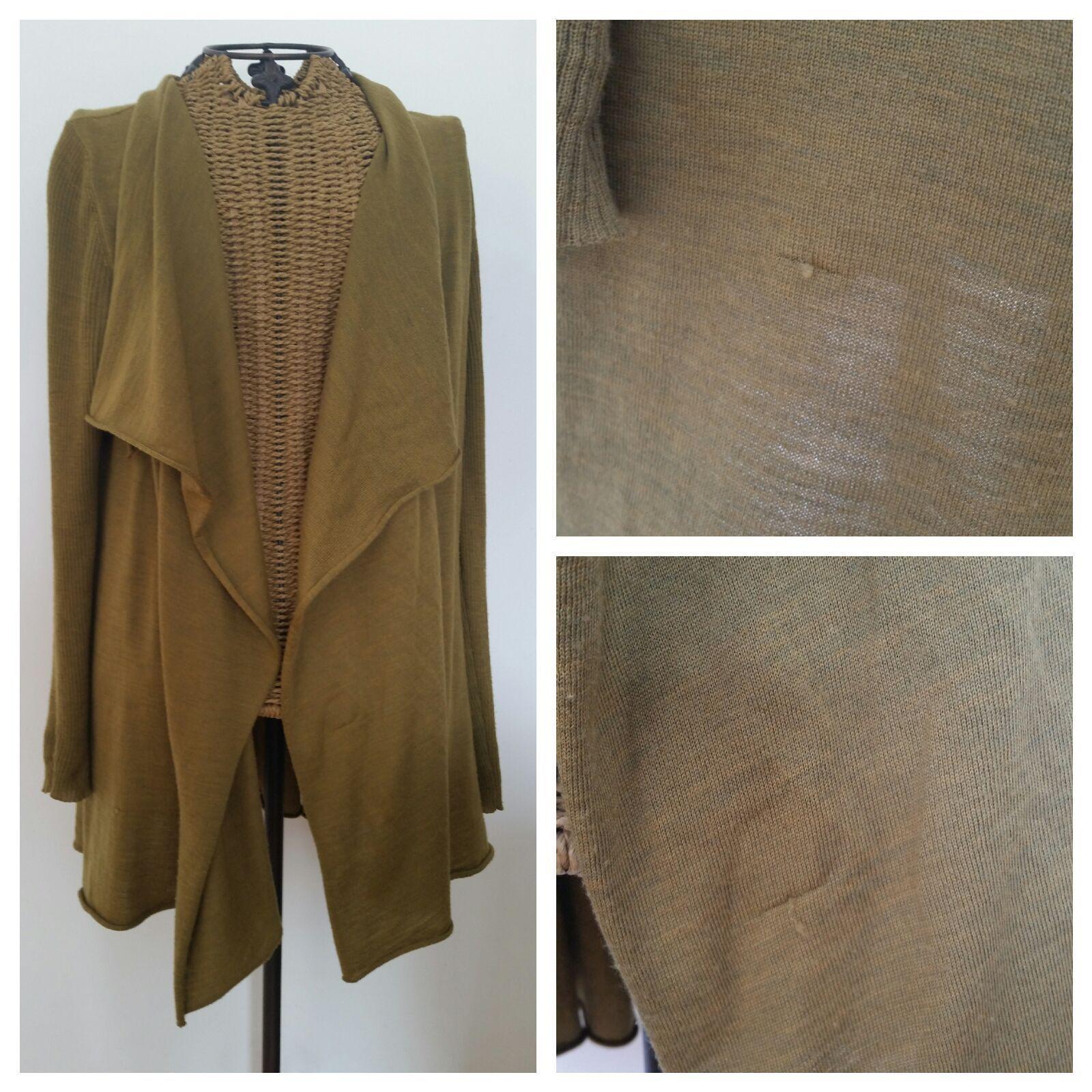 Eileen Fisher waterfall cardigan sweater - Mercari: BUY & SELL ...
