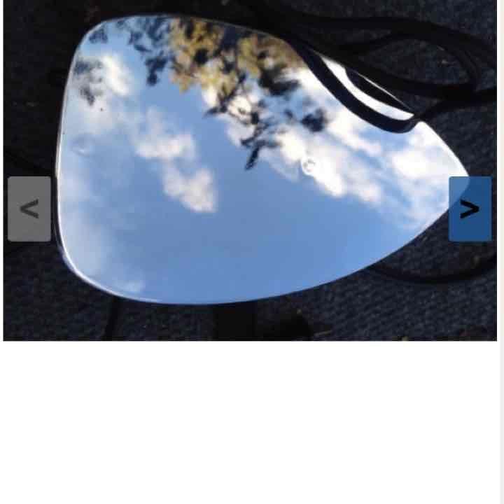 Iron Advantage Travel Iron Mirror