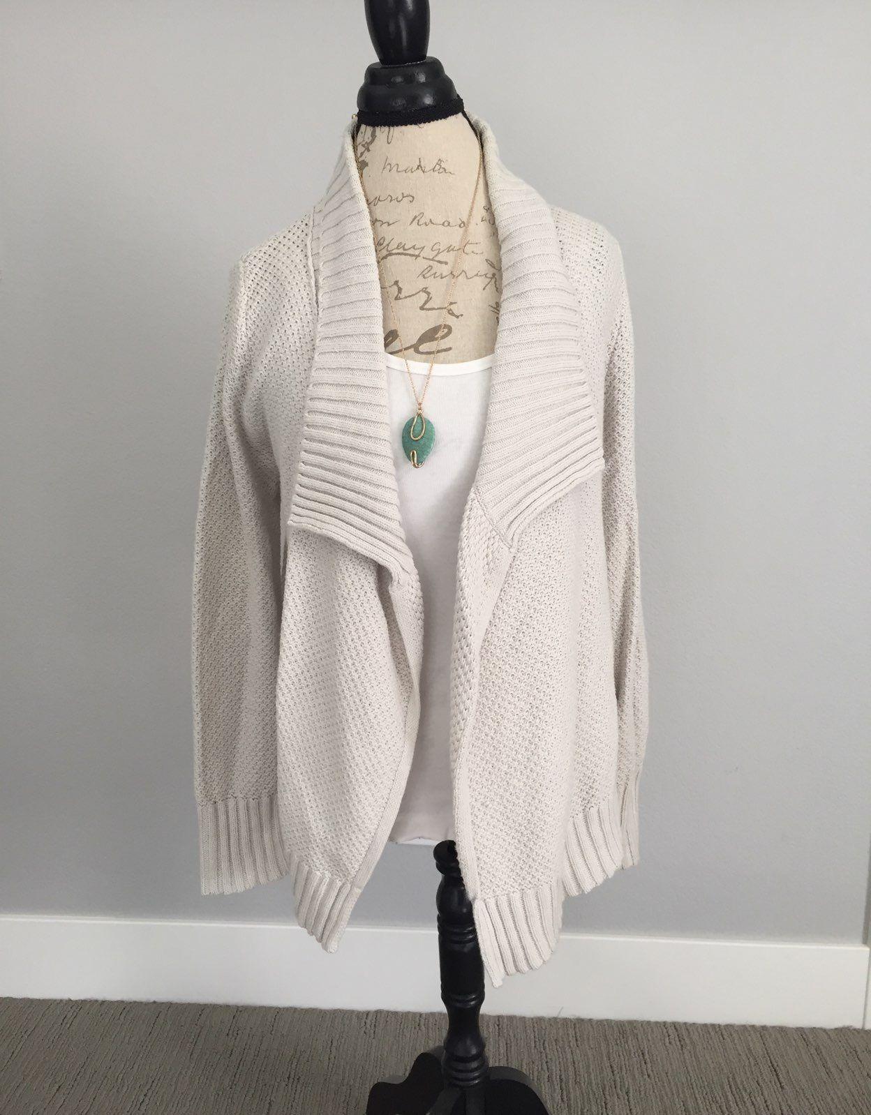 Old Navy Cardigan Sweater, Size Medium - Mercari: BUY & SELL ...
