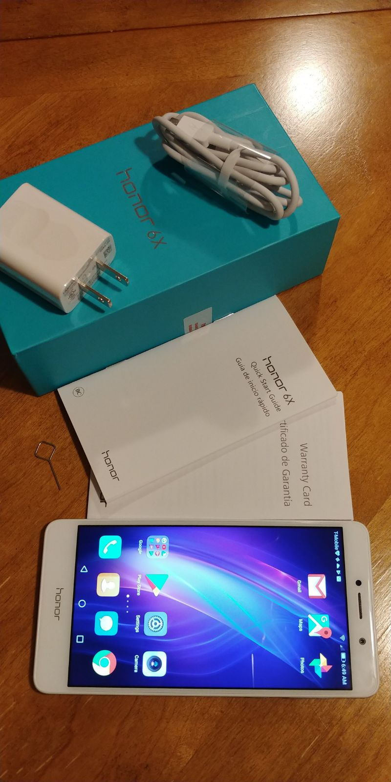 Huawei Honor 6X Dual Camera Unlocked32GB