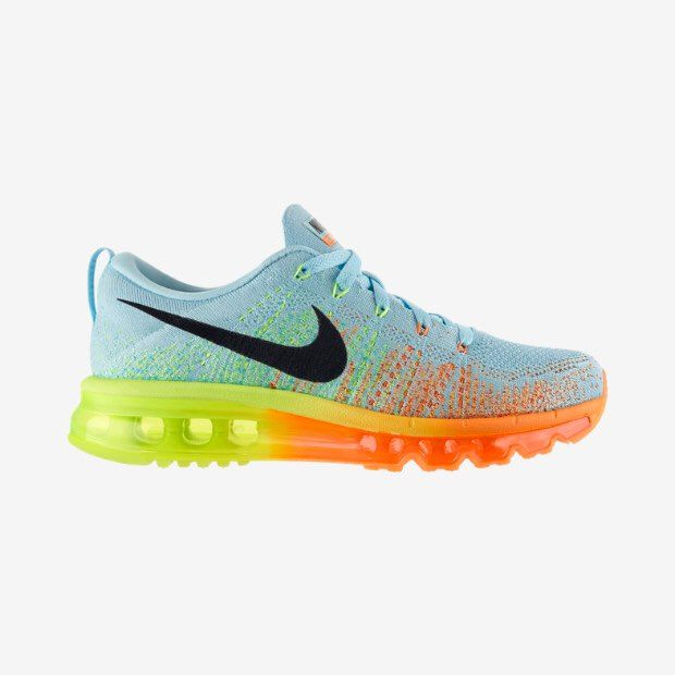 nike flyknit air max size 7