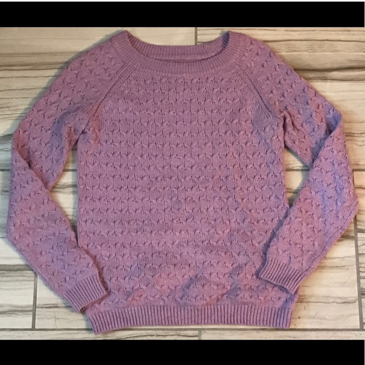 Lilac Purple Sweater Size XS - Mercari: BUY & SELL THINGS YOU LOVE