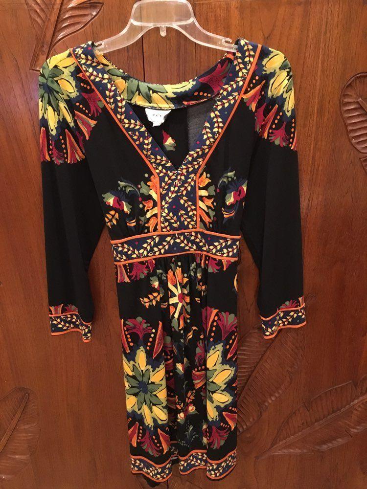 Fall Colors Dress
