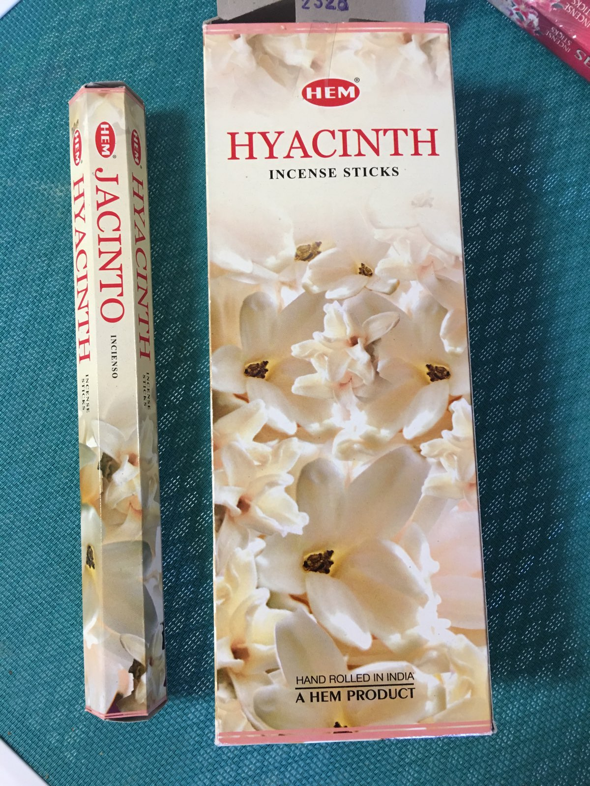 Bundle Of3 Packs Hyacinth Incense Sticks