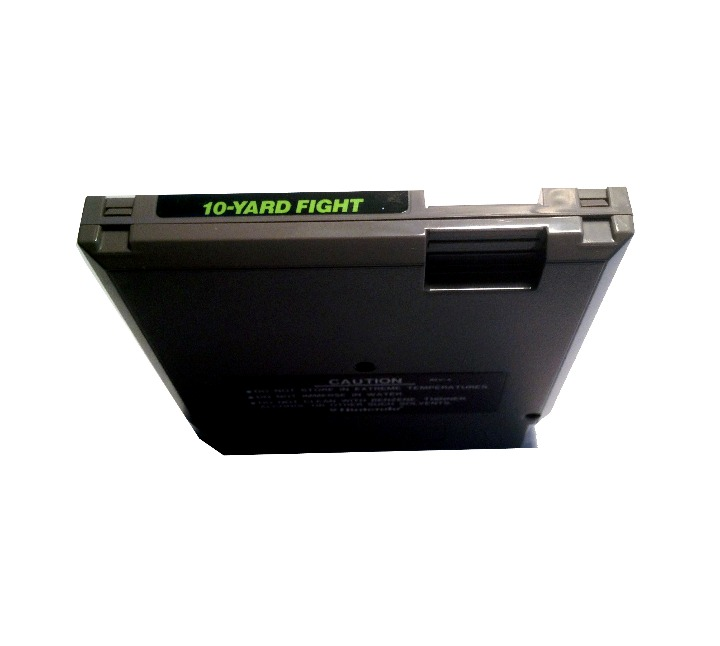 10-Yard Fight NES with sleeve and box