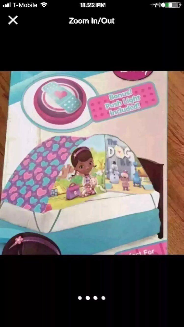 Disney Doc McStuffins Bed Tent  sc 1 st  Mercari & Disney Doc McStuffins Bed Tent - Mercari: BUY u0026 SELL THINGS YOU LOVE