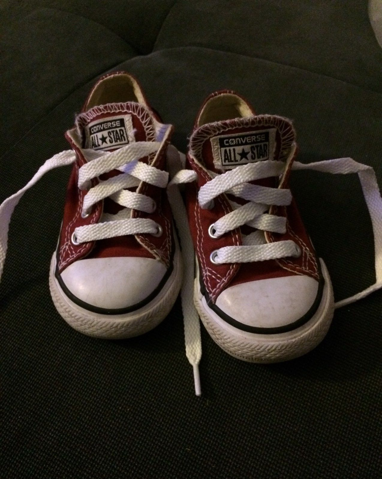 converse toddler size 6