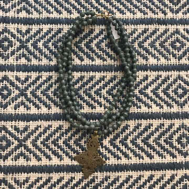 NWT Akola beaded necklaces
