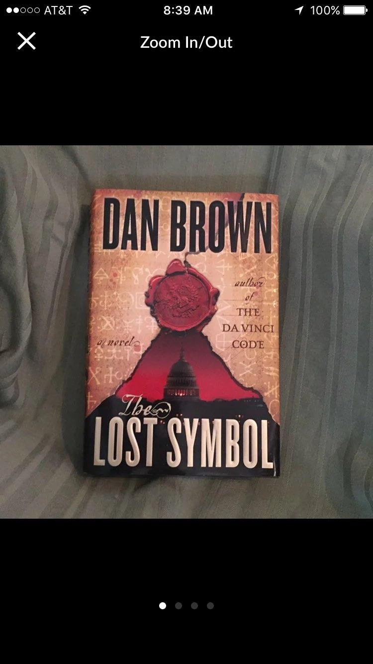 The lost symbol by dan brown mercari buy sell things you love the lost symbol by dan brown biocorpaavc