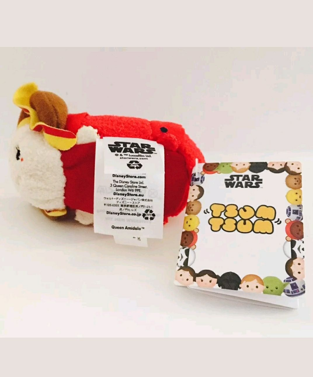 New Disney Tsum Star Wars Amidala