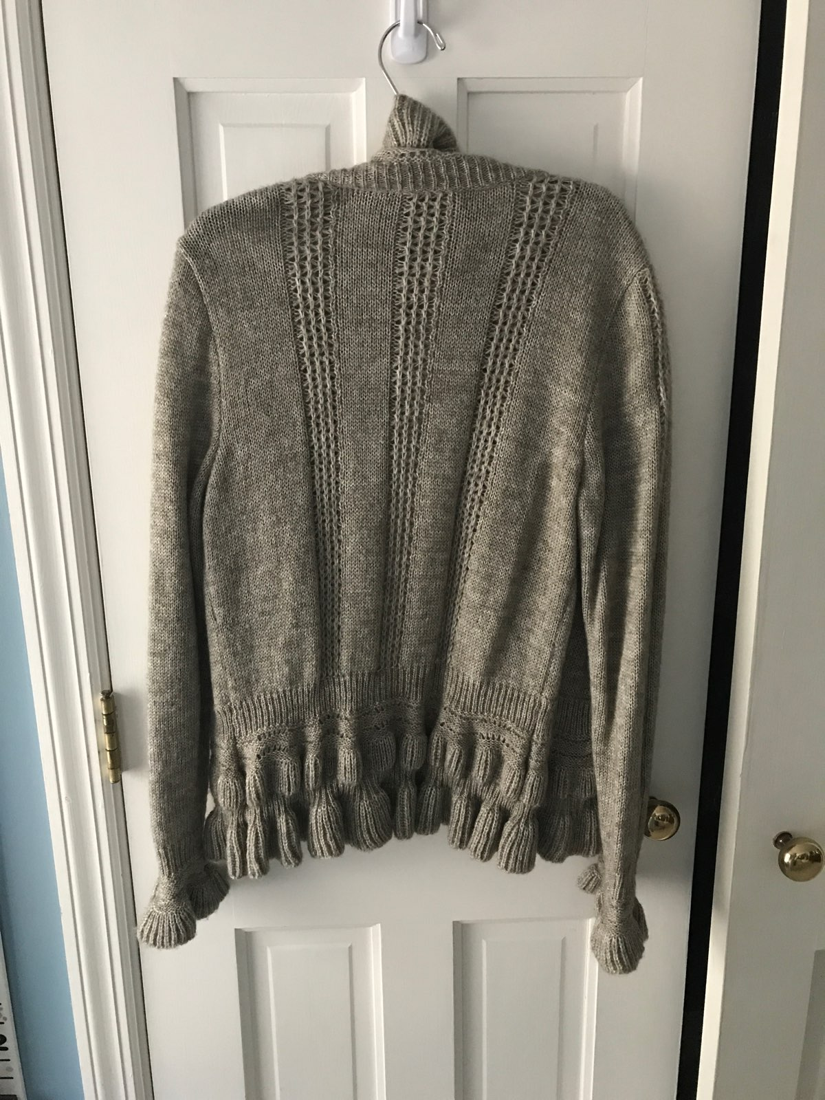Heather Brown Sweater - Mercari: BUY & SELL THINGS YOU LOVE