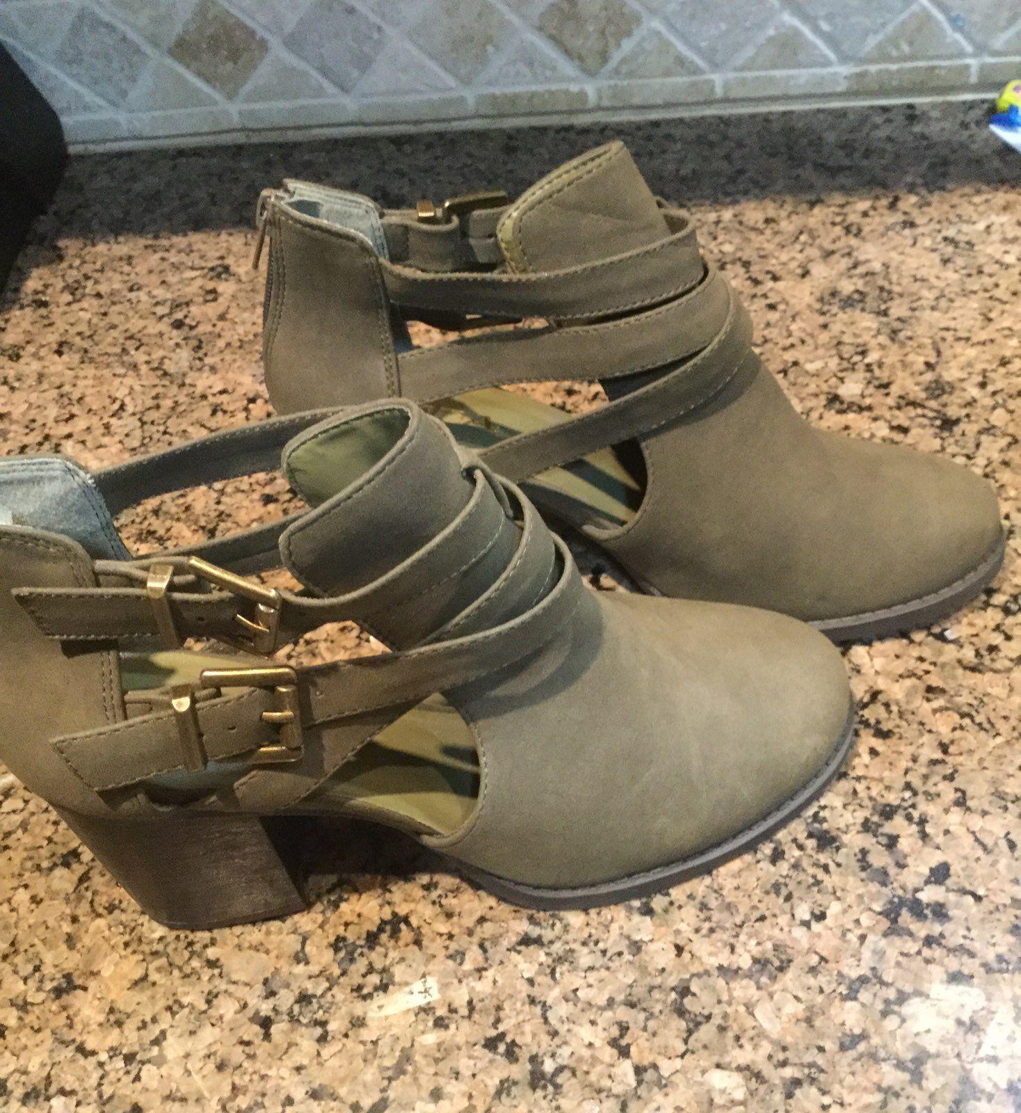 Bootie Boots