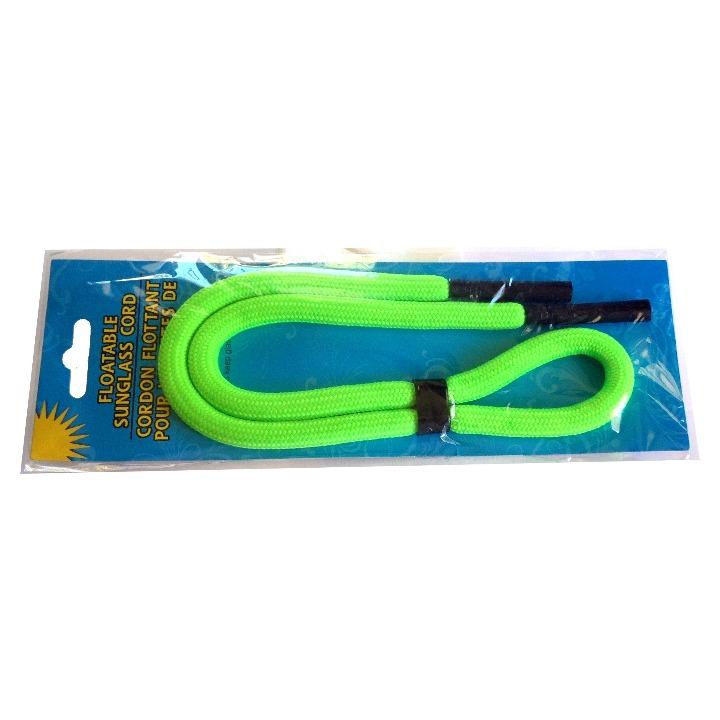 Sun Glasses Cord Strap (Floats) GREEN