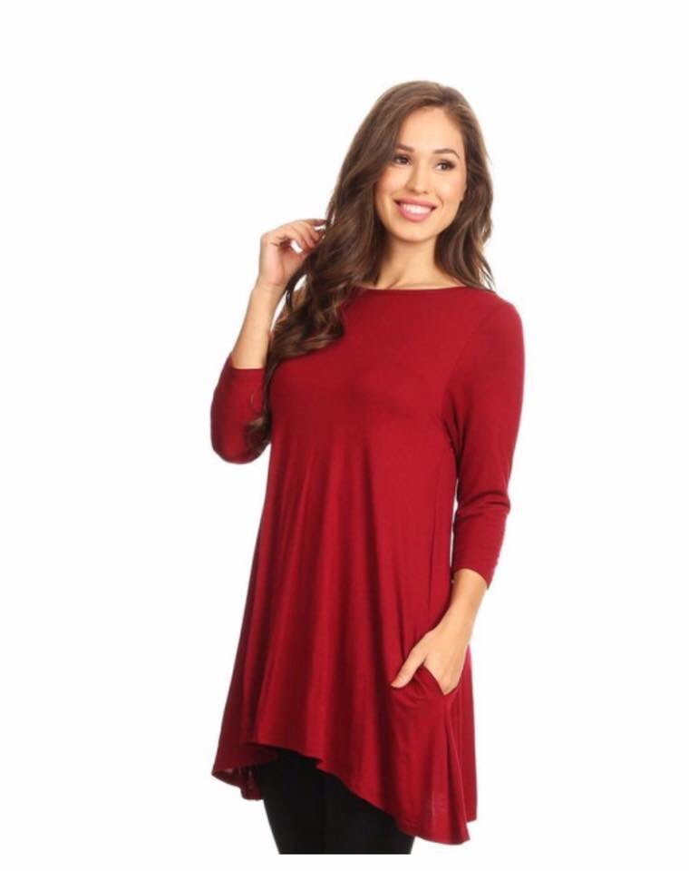 Light Weight Tunic