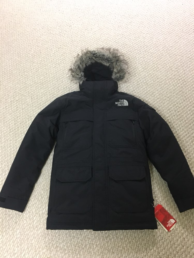 ThE North Face Mcmurdo Parka III NWT XS