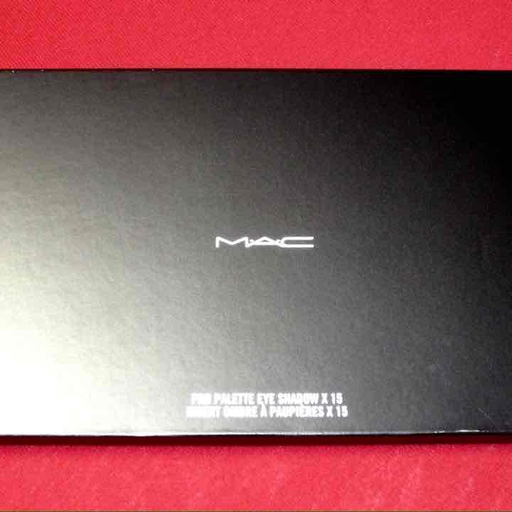 MAC Eye Shadow Palette Case Insert