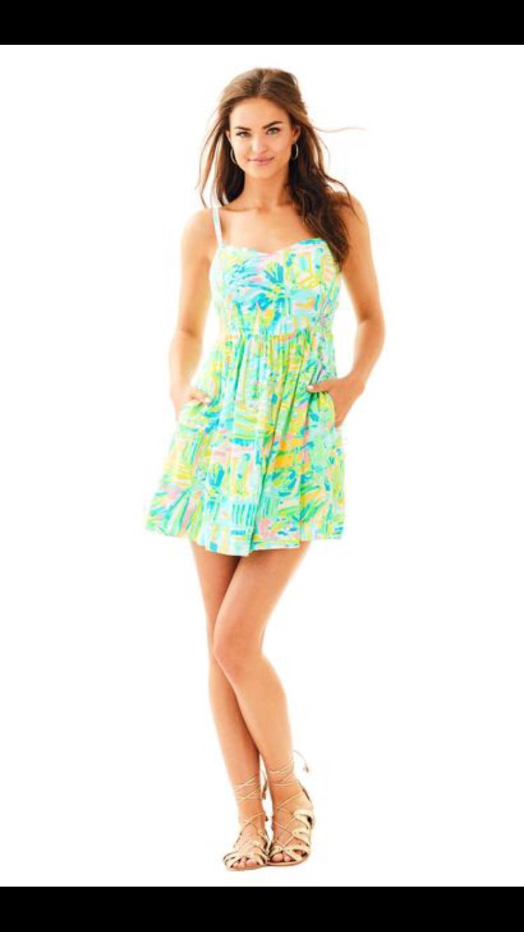 c25a2540444 Lilly Pulitzer Christine Dress - Mercari  The Selling App