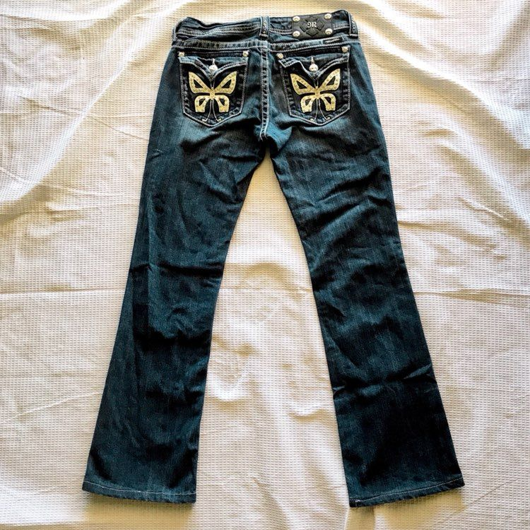 Miss Me Jeans - Butterfly Pocket