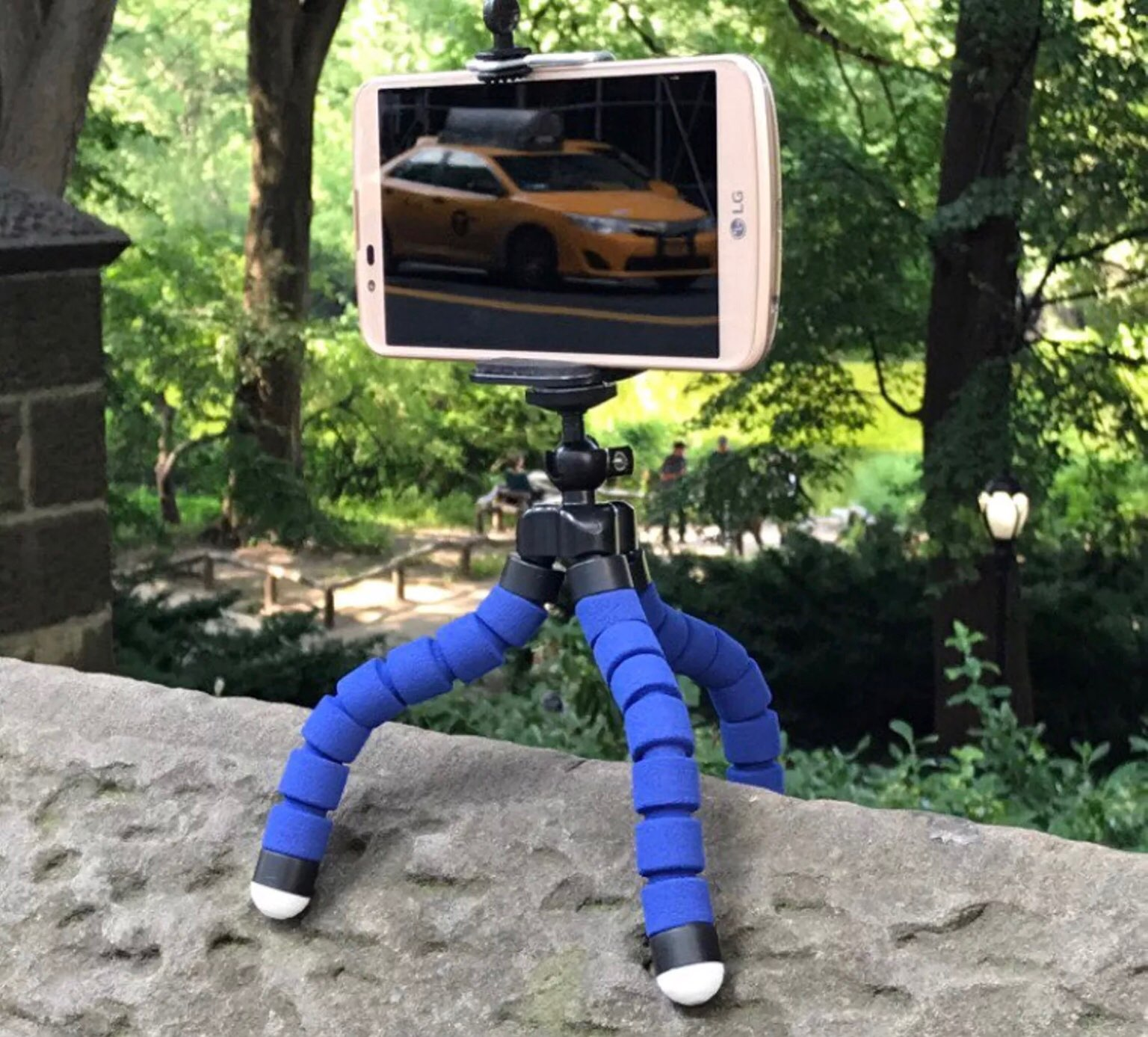Mini Flexible Tripod For Iphone/ Android