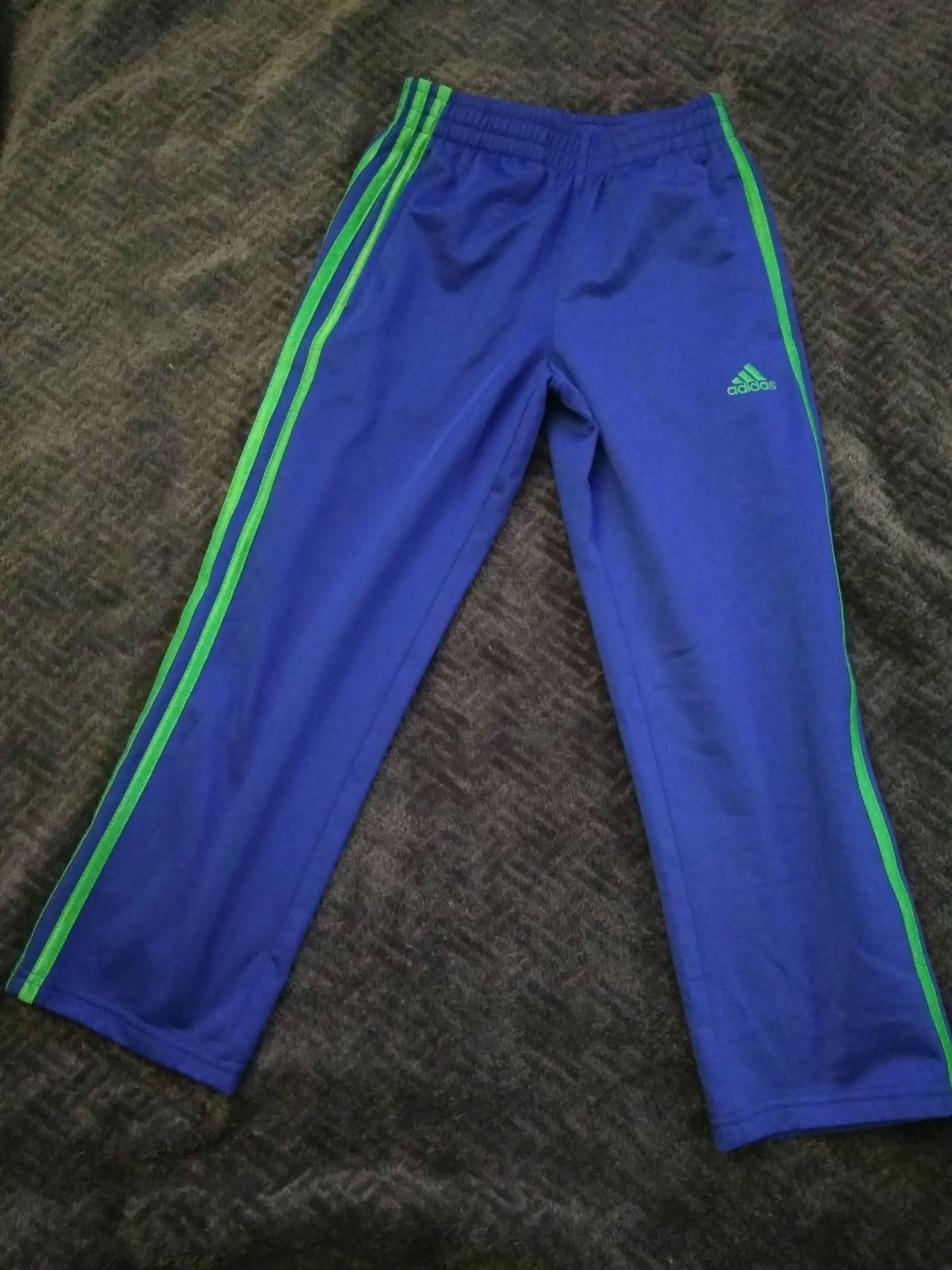 Kids size 7 Adidas pants