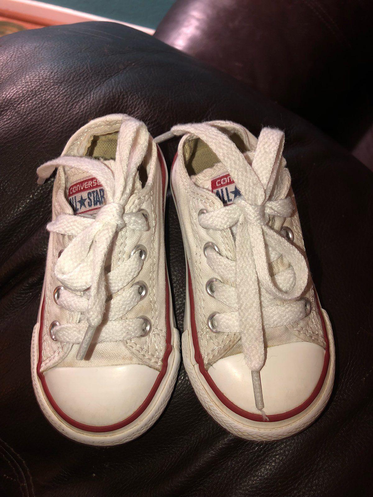 converse toddler size 6