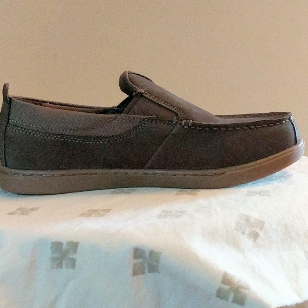 Edgemont slip on shoes