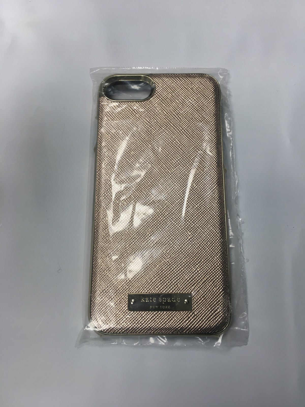 Kate Spade iPhone 7/8 Case Rose Gold