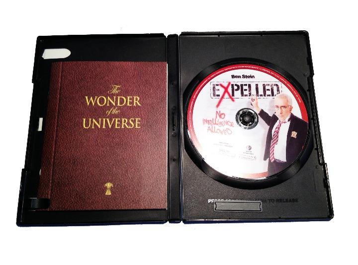 Expelled - Ben Stein - DVD