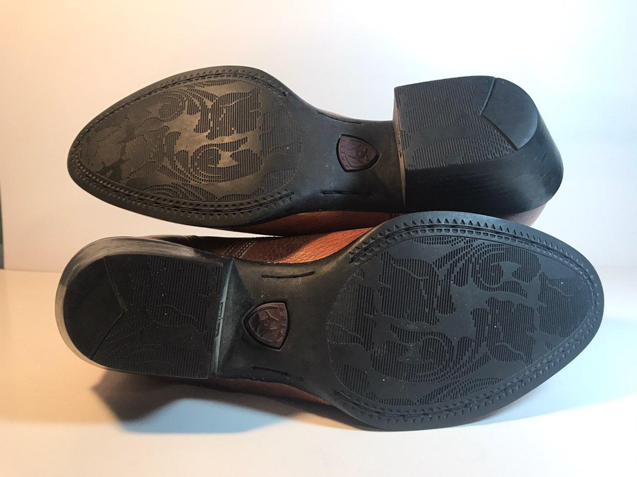 Women's Ariat 6b Paddock Cowboy Boots