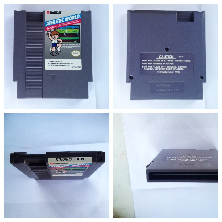 Athletic World NES