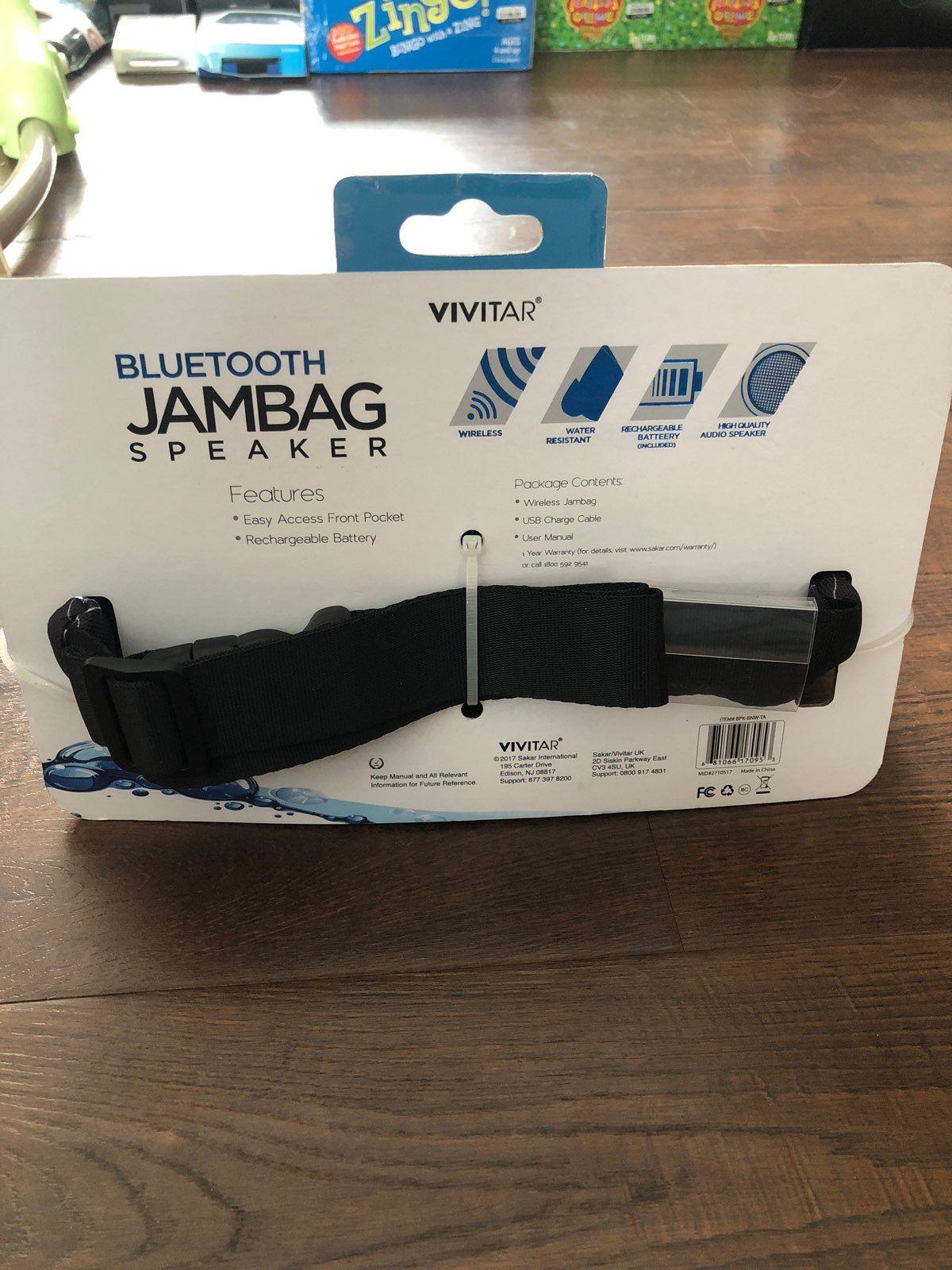 Bluetooth JAMBAG Fannypack