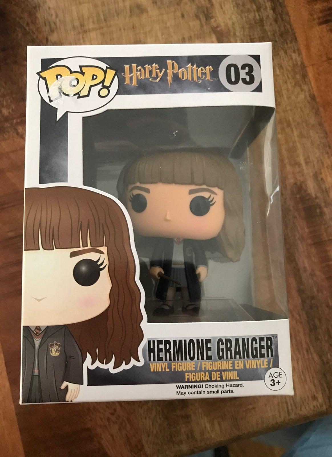 Hermione Granger Pop Vinyl
