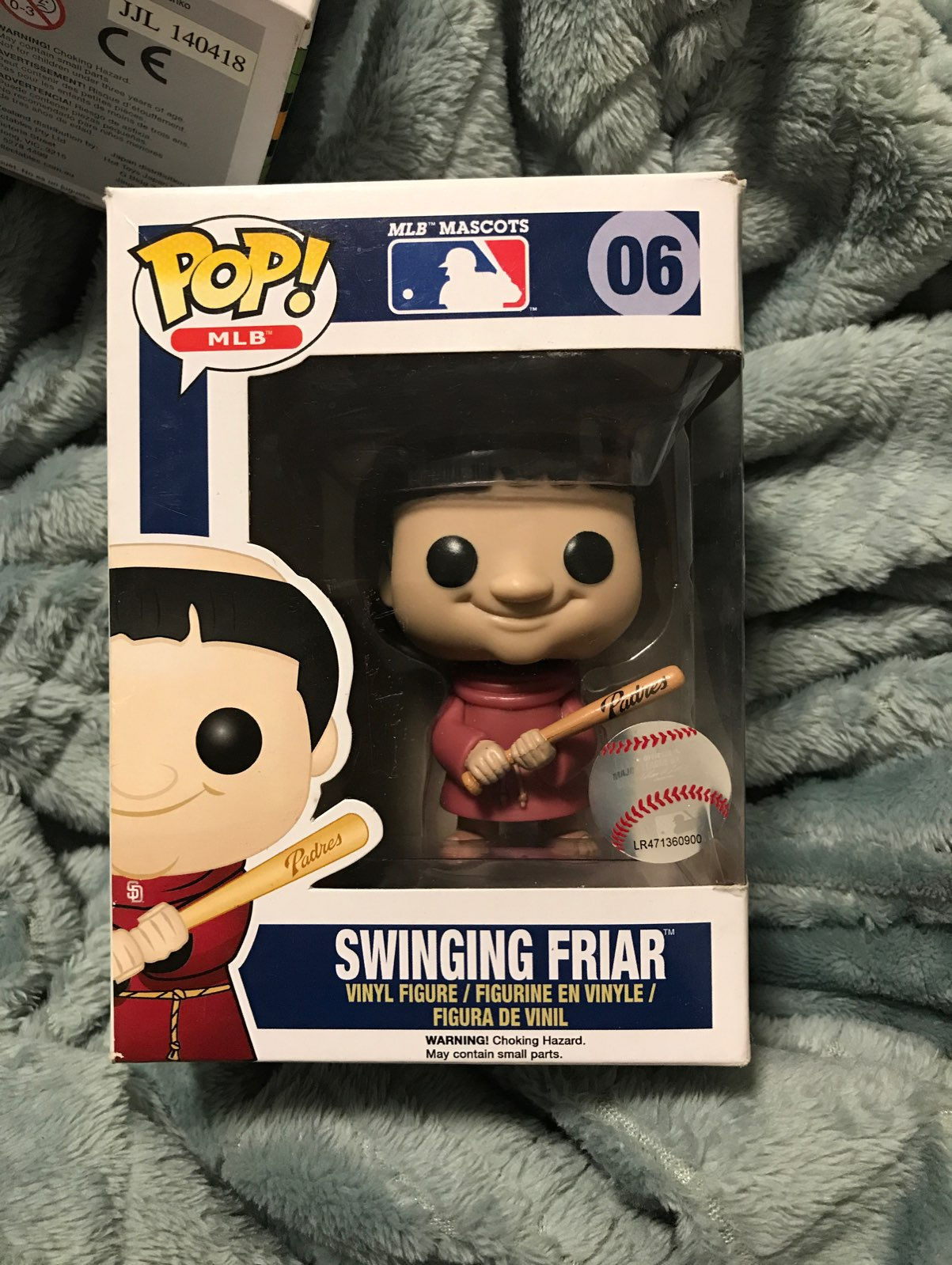 Swinging Friar Funko Pop