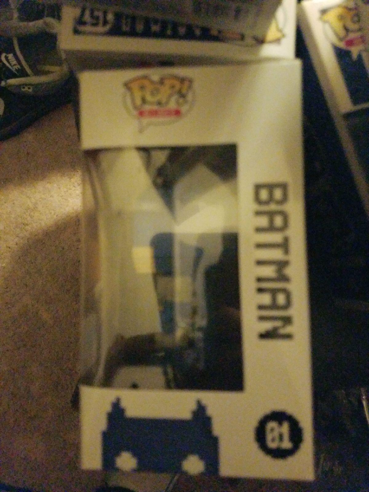 Batman 8 bit funko pop funko exclusive