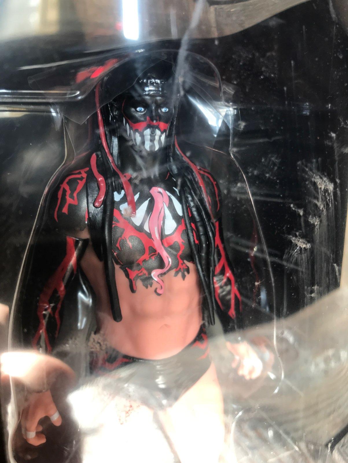 Finn Balor NXT figure