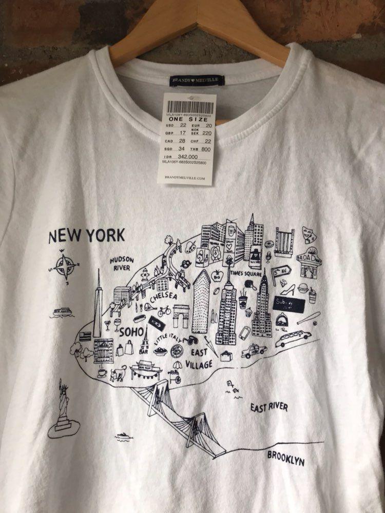 Brandy Melville NYC Top